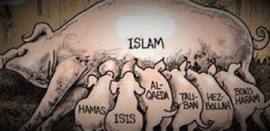 Liste des groupes terroriste islamique dans le monde