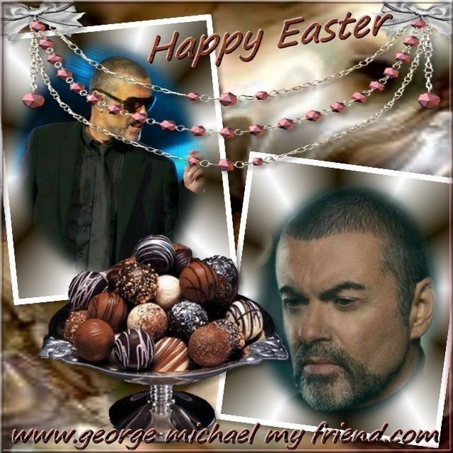 Happy Easter To All - Joyeuses Fêtes de Pâques A Tous !!