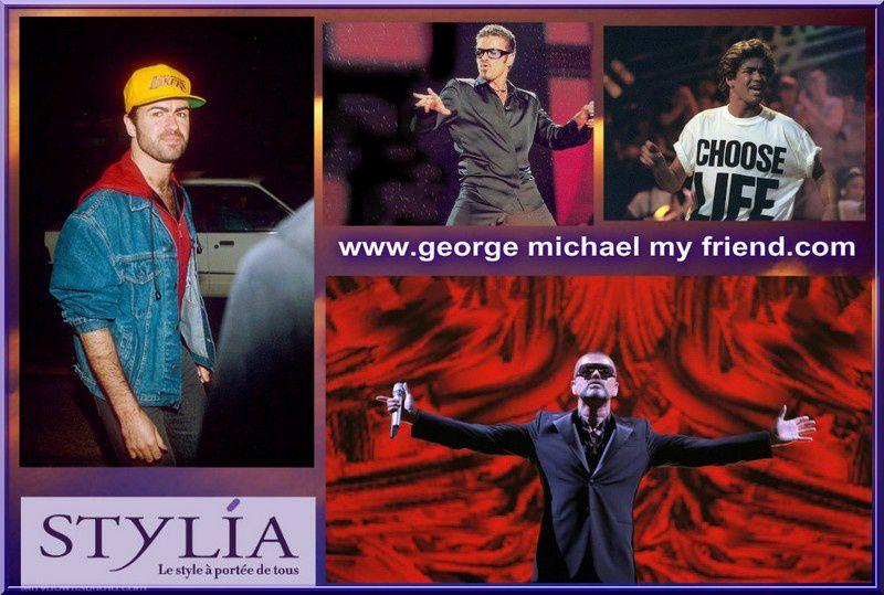 Fin de journée avec George Michael sur Stylia !!