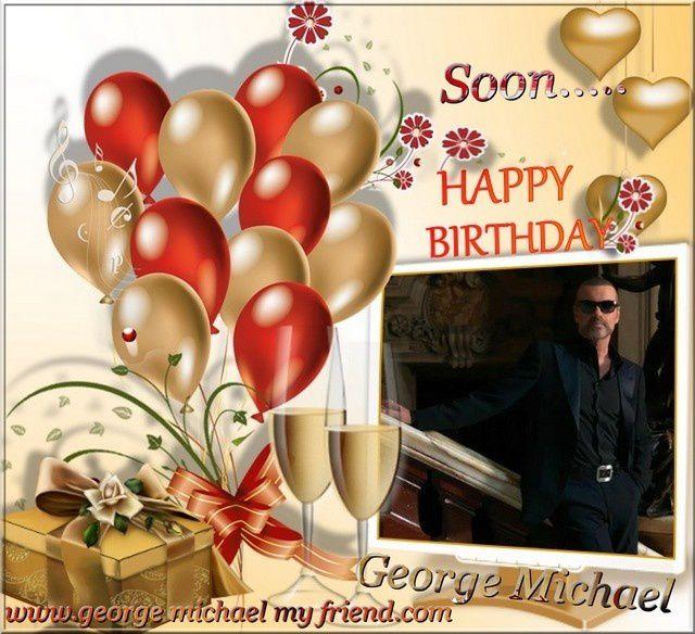 Soon..... Happy Birthday !!!!