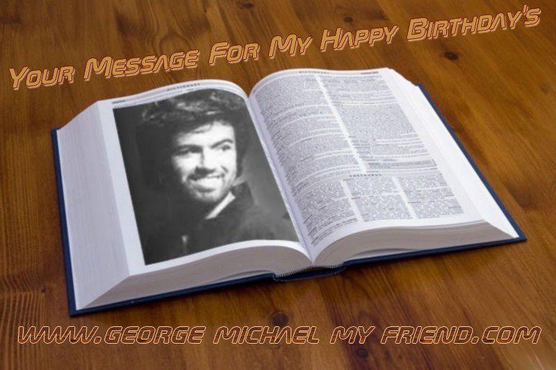 J - 5 Nouveaux Messages Pour GM Birthday !!