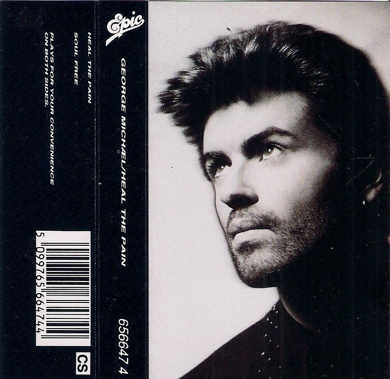 Listen Without Prejudice - 25 Years Old !!