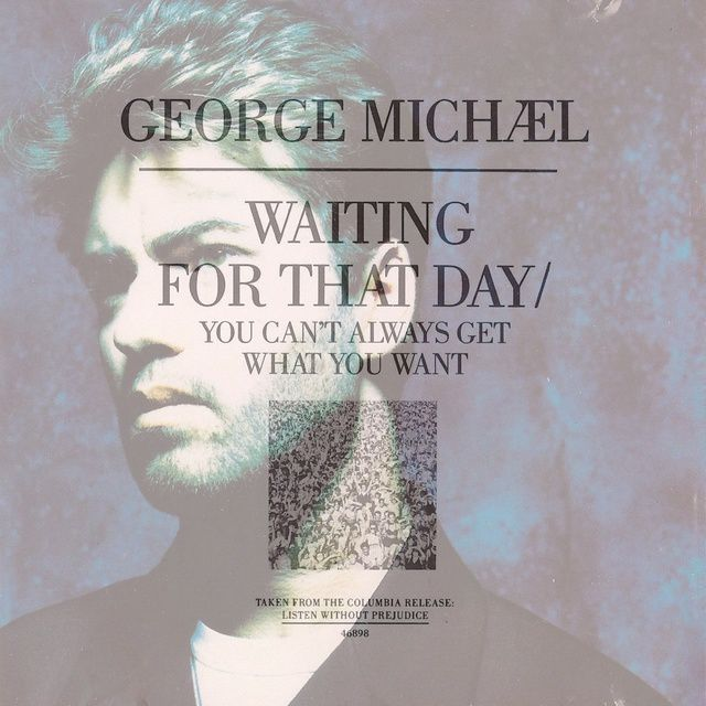 Listen Without Prejudice 25th - Waiting For That day !!