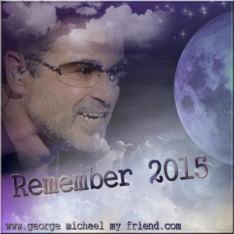 Remember 2015 with George Michael !!