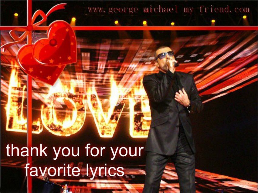 Thank you for your favorite lyrics !!