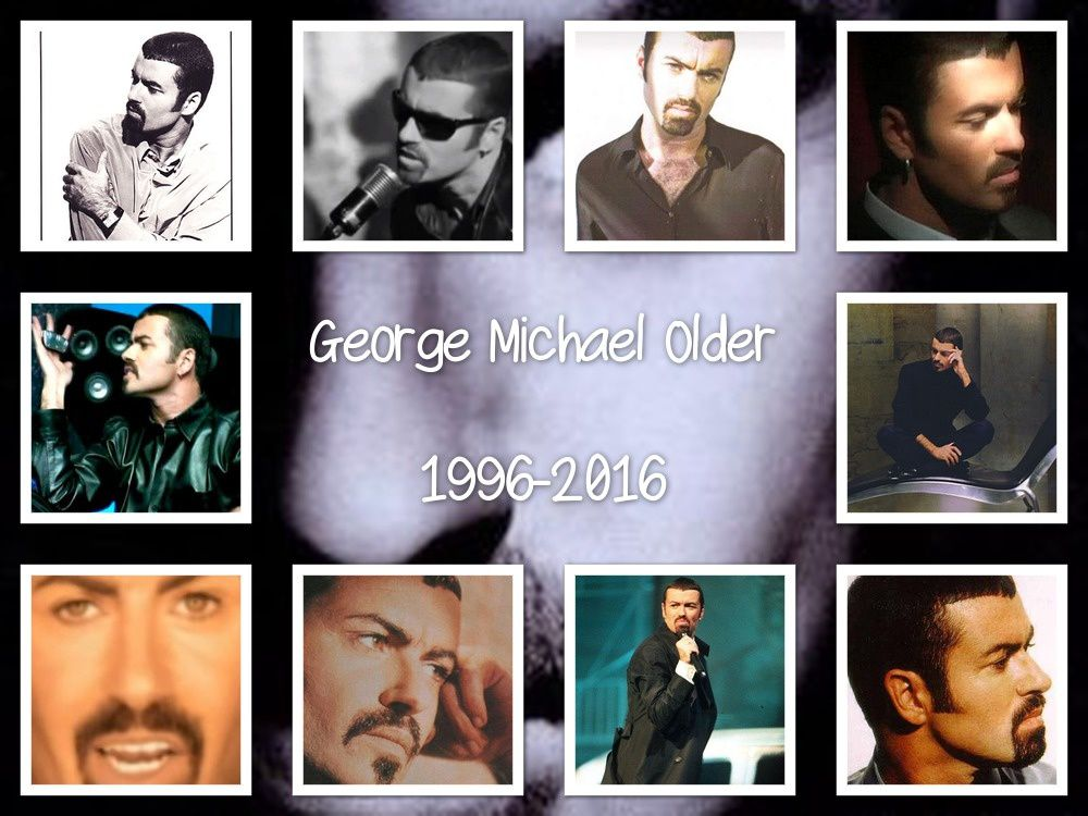 George Michael Older 20th - HAPPY BIRTHDAY !!