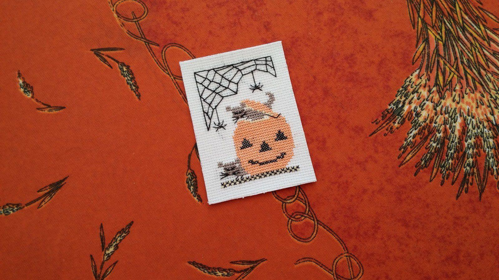 ATC.....Halloween
