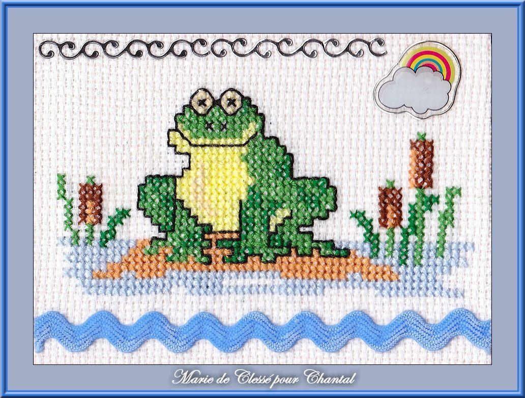 ATC grenouille....B