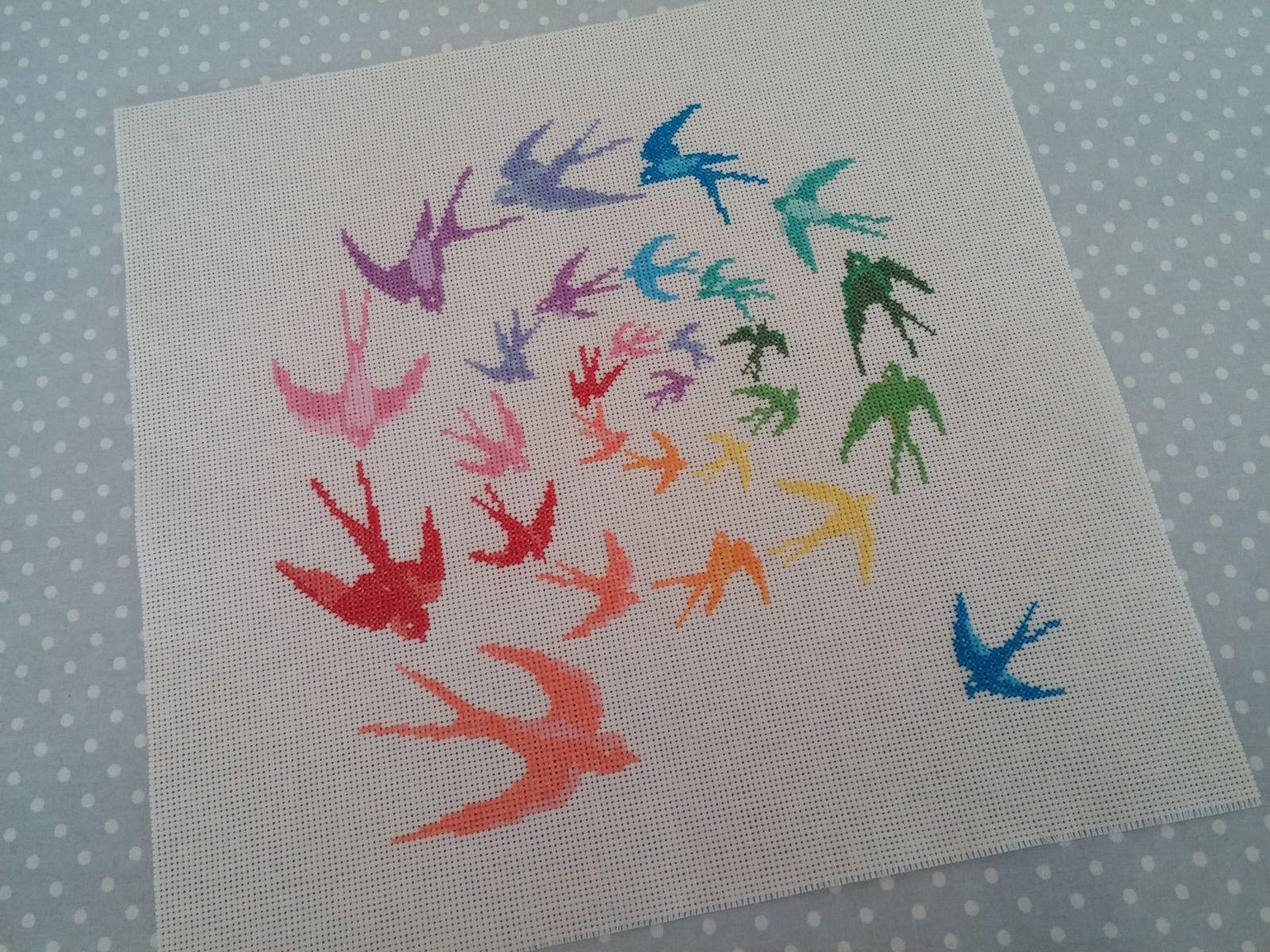Les oiseaux.....11 et fin