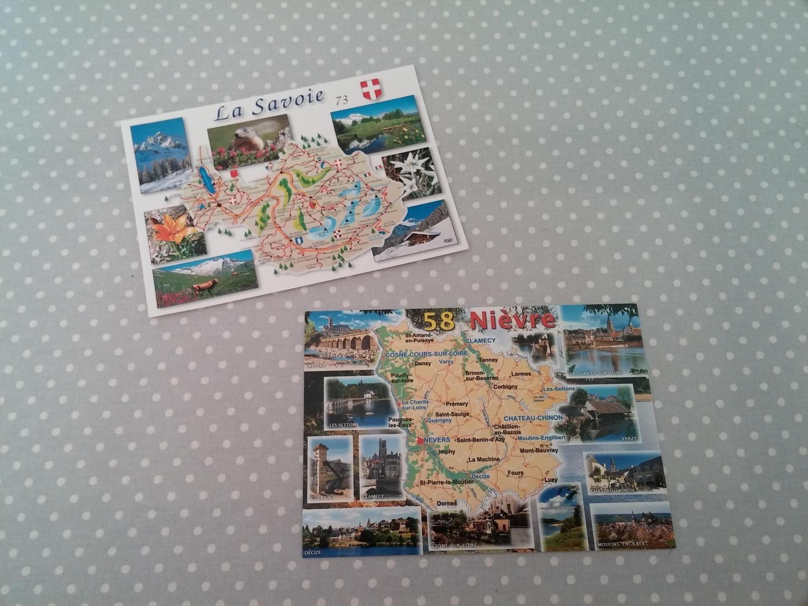 Cartes postales.....6