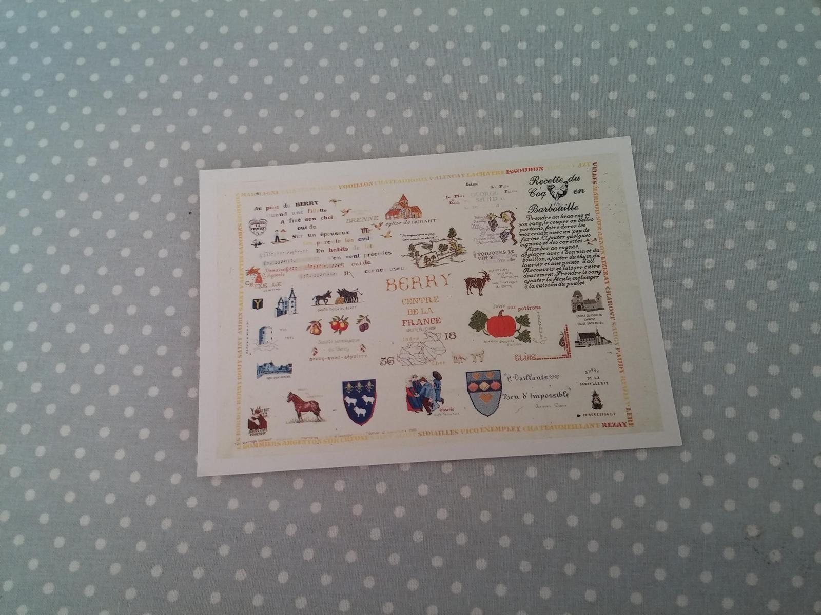 Cartes postales.....12