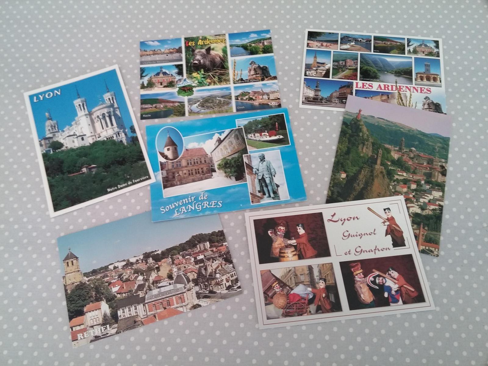 Cartes postales ....24