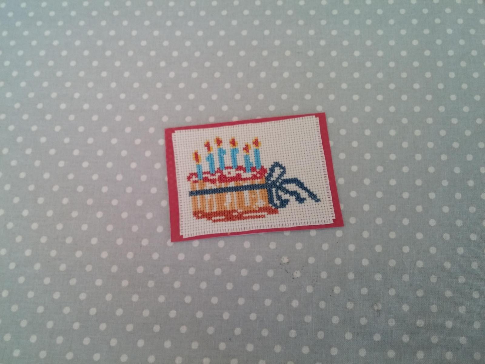 ATC gâteau.....