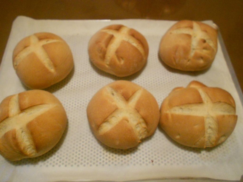 petits pains façon gressin