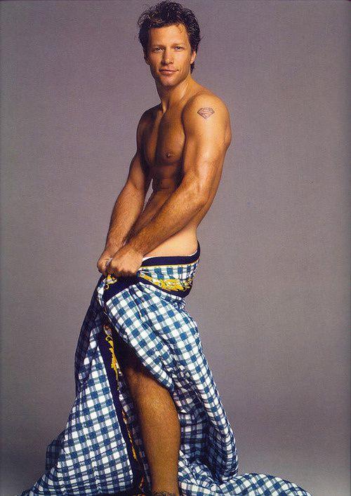 Jon Bon Jovi 2012 Versace