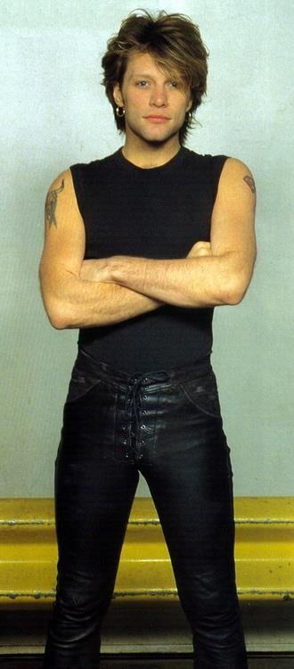 Jon Bon Jovi 1992