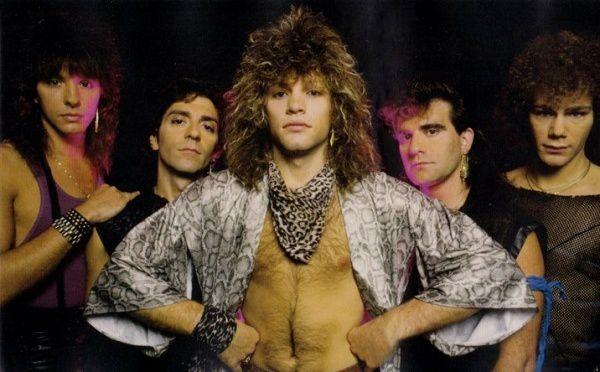 Jon Bon Jovi 1984