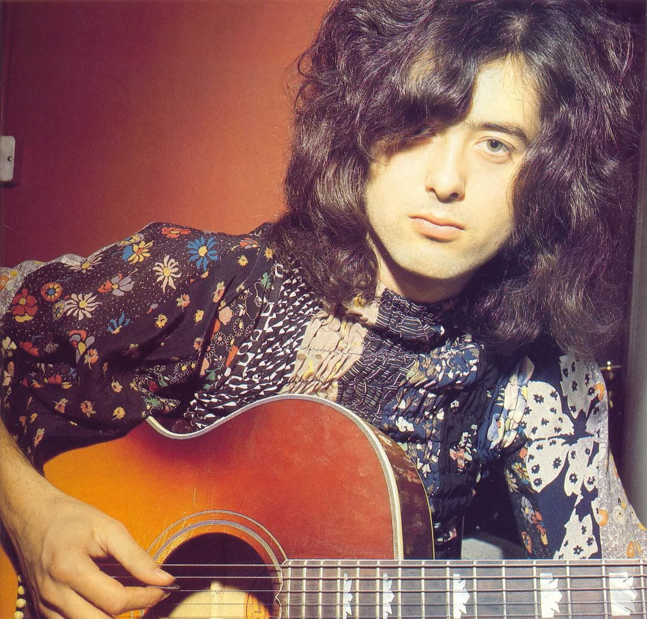 Jimmy Page, 1970 July