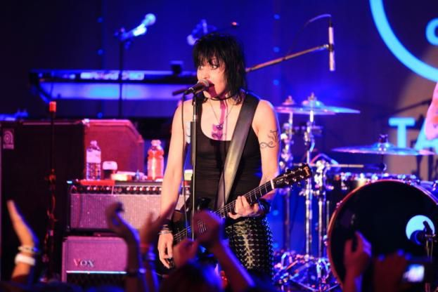 Joan Jett, 2011 - Hard Rock Cafe Tampa