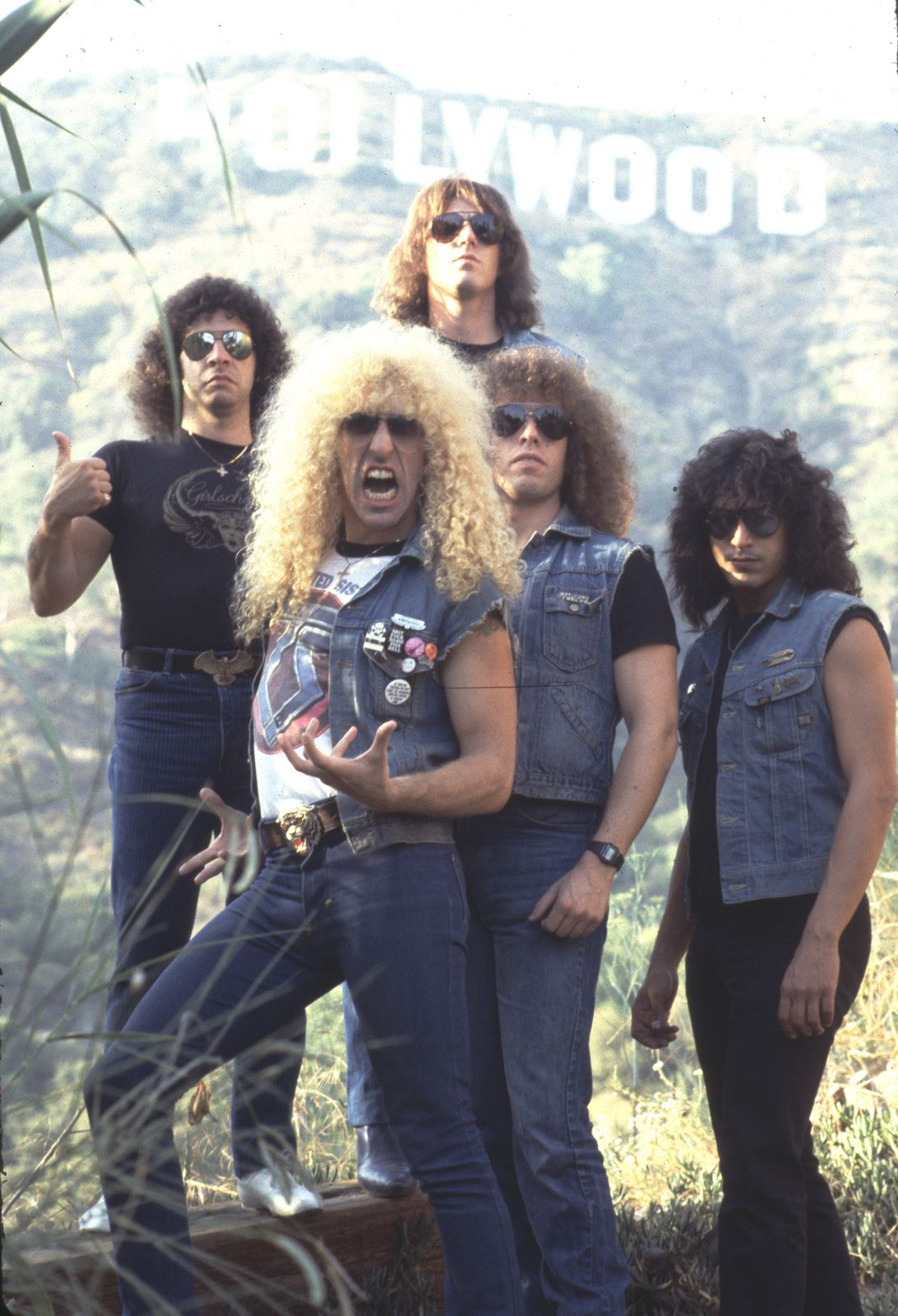 Dee Snider - 1983 - Twisted Sister