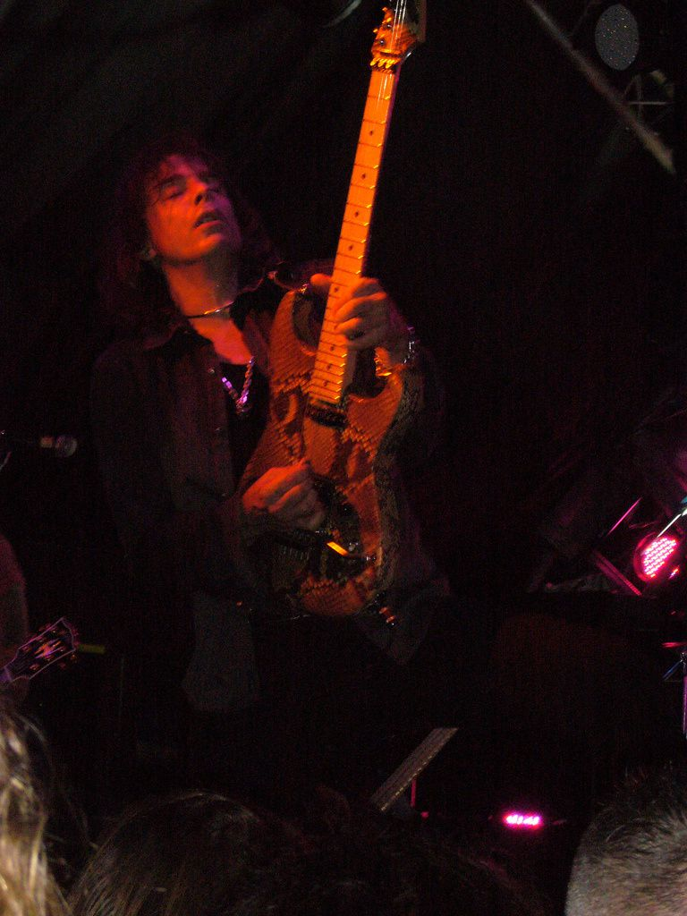 Warren DeMartini - Ratt - credit: rubber rat productions