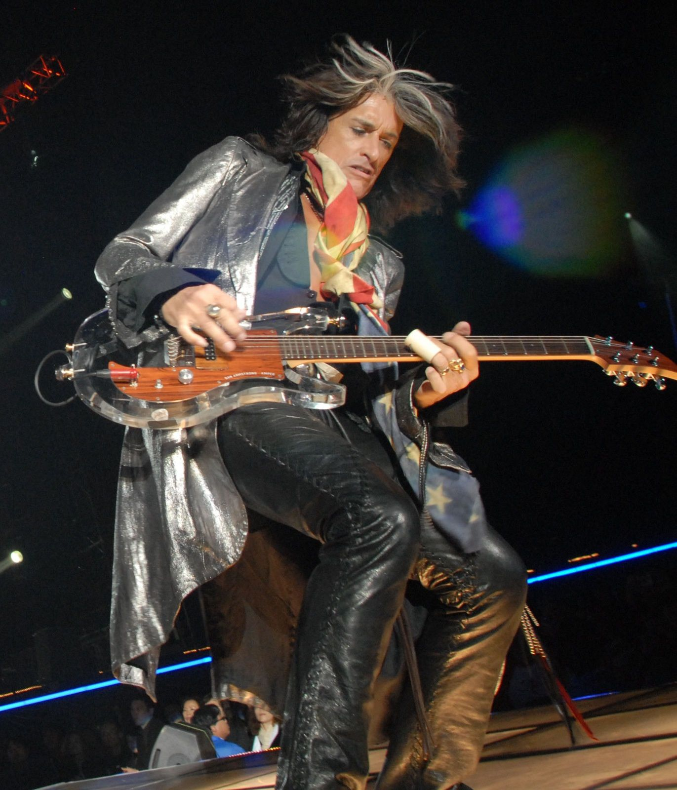 Joe Perry - 28 nov. 2011 - Aerosmith
