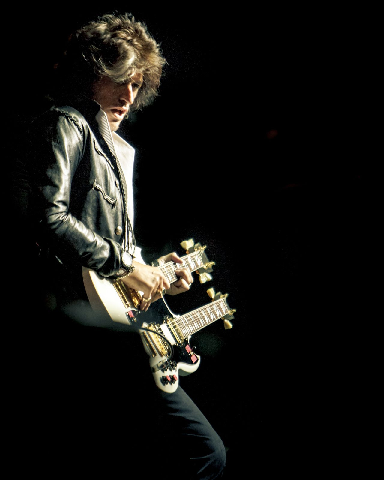 Joe Perry - 16 dec. 2010 - Live