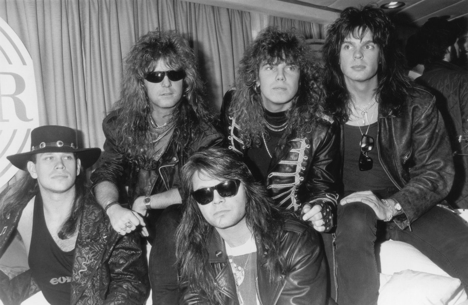 Joey Tempest - 1992 - Europe - credit: Getty images