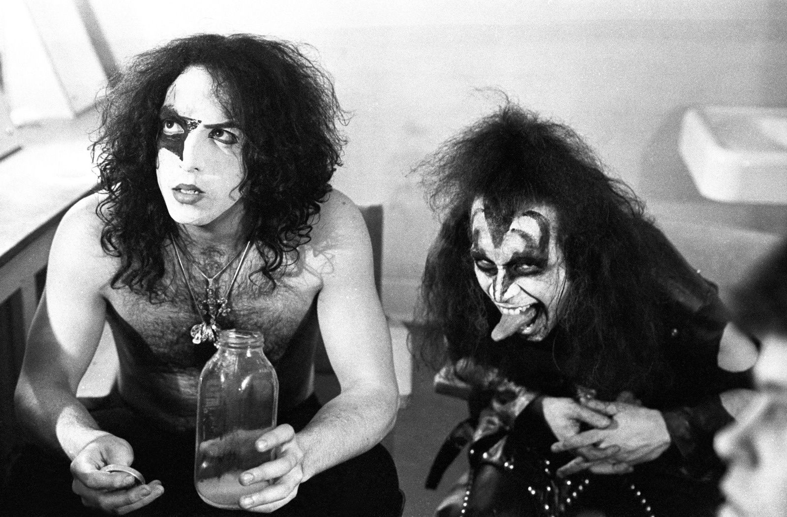Paul Stanley - Kiss - Gene Simmons