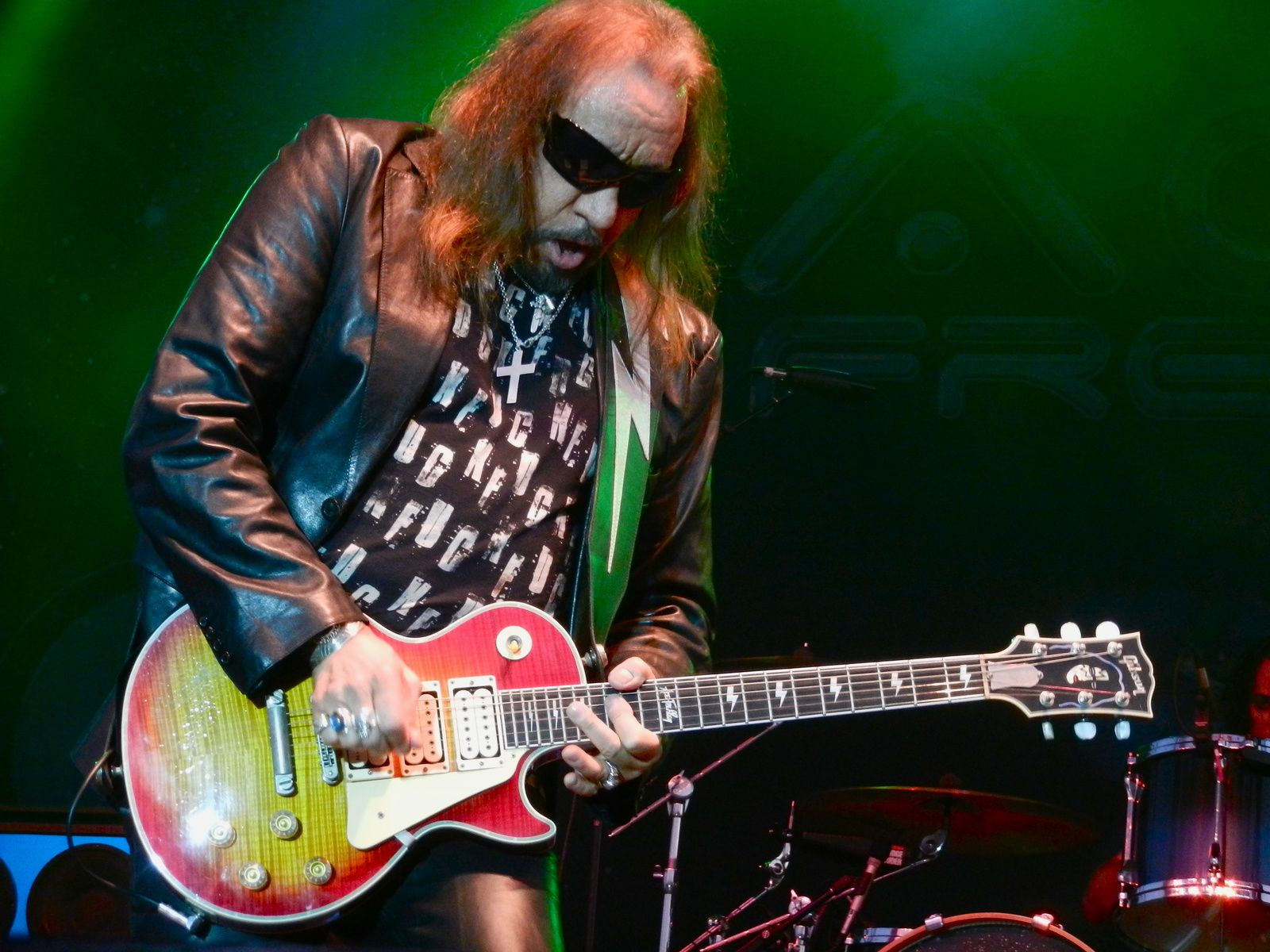 Ace Frehley - 2011, August