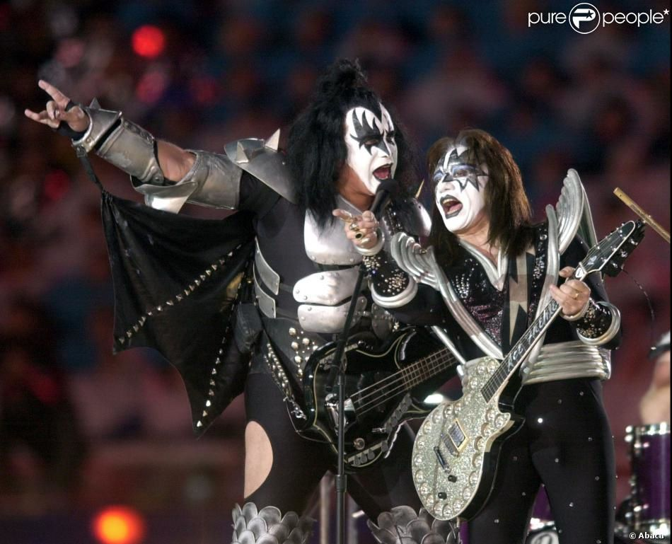 Ace Frehley - February 25 2002 - with Gene Simmons, Salt Lake City