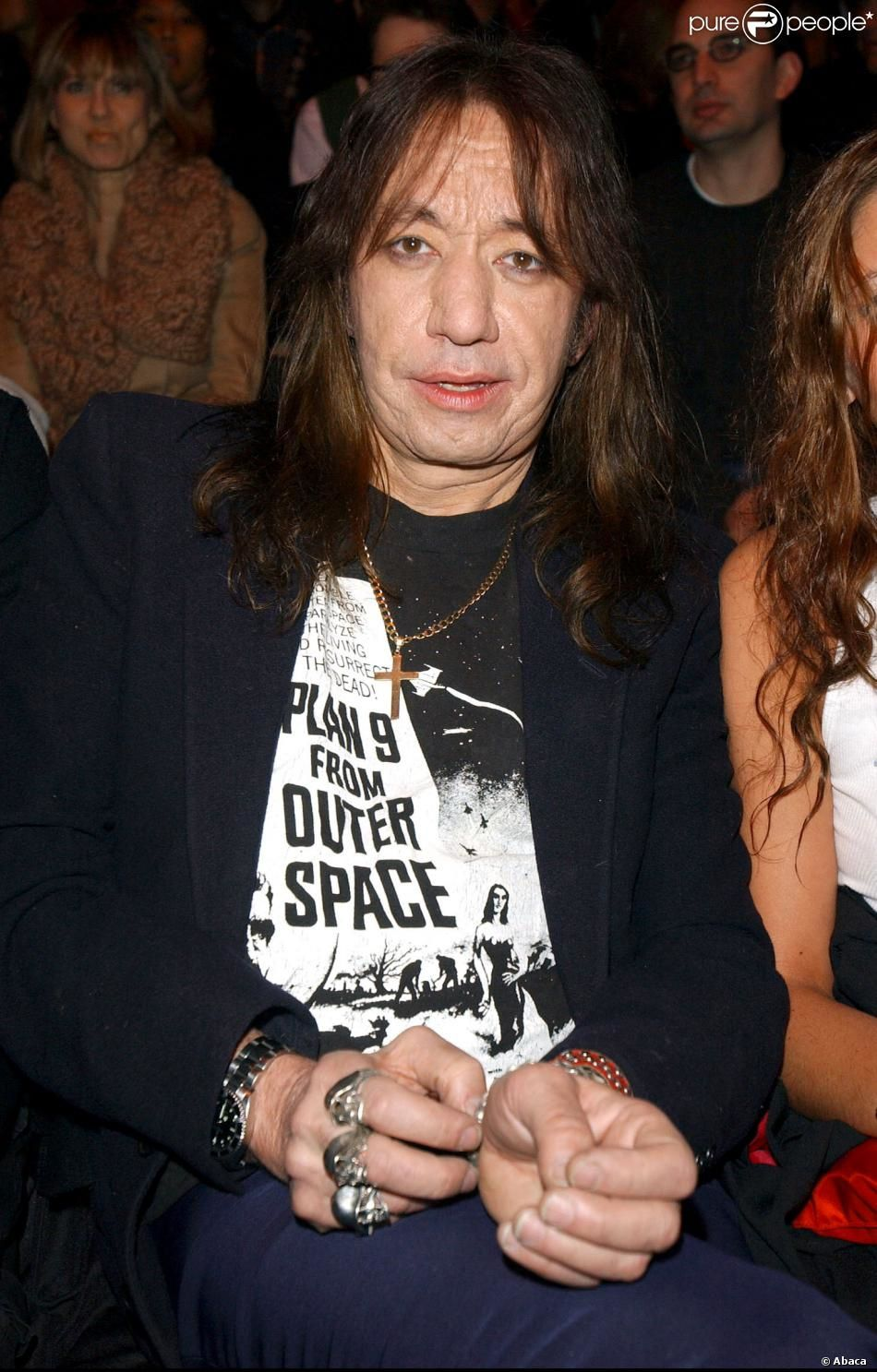 Ace Frehley - 13 February 13, 2003 - New York