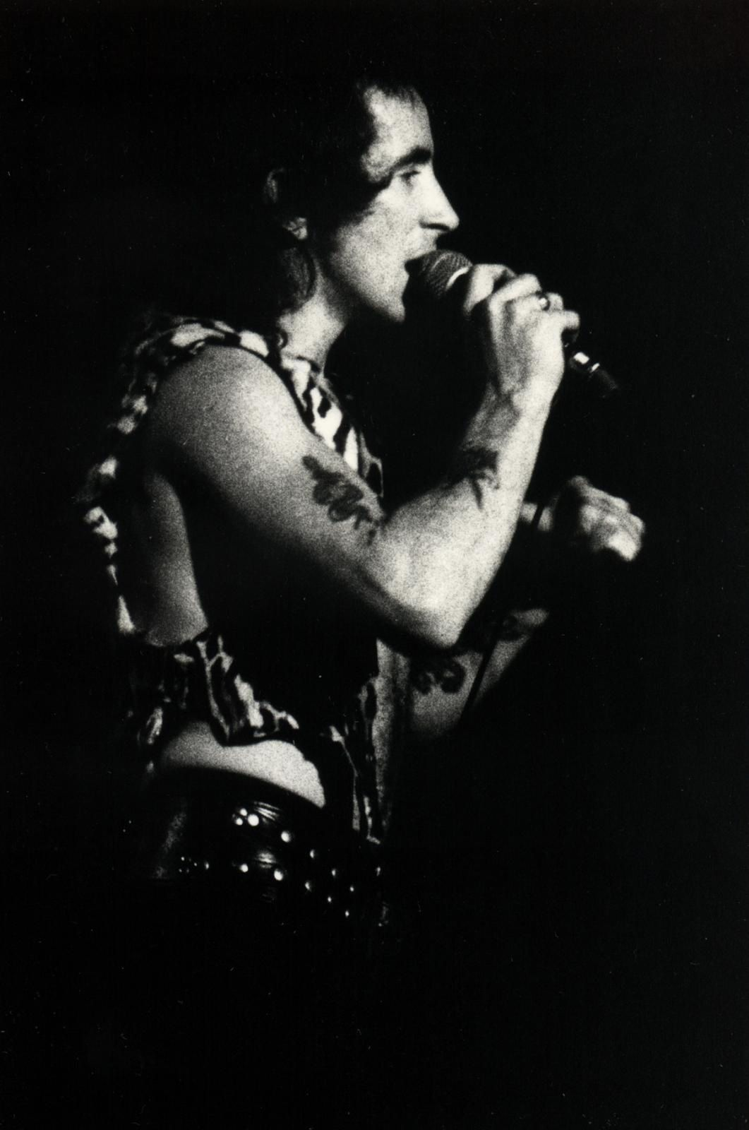 Happy birthday, Bon Scott