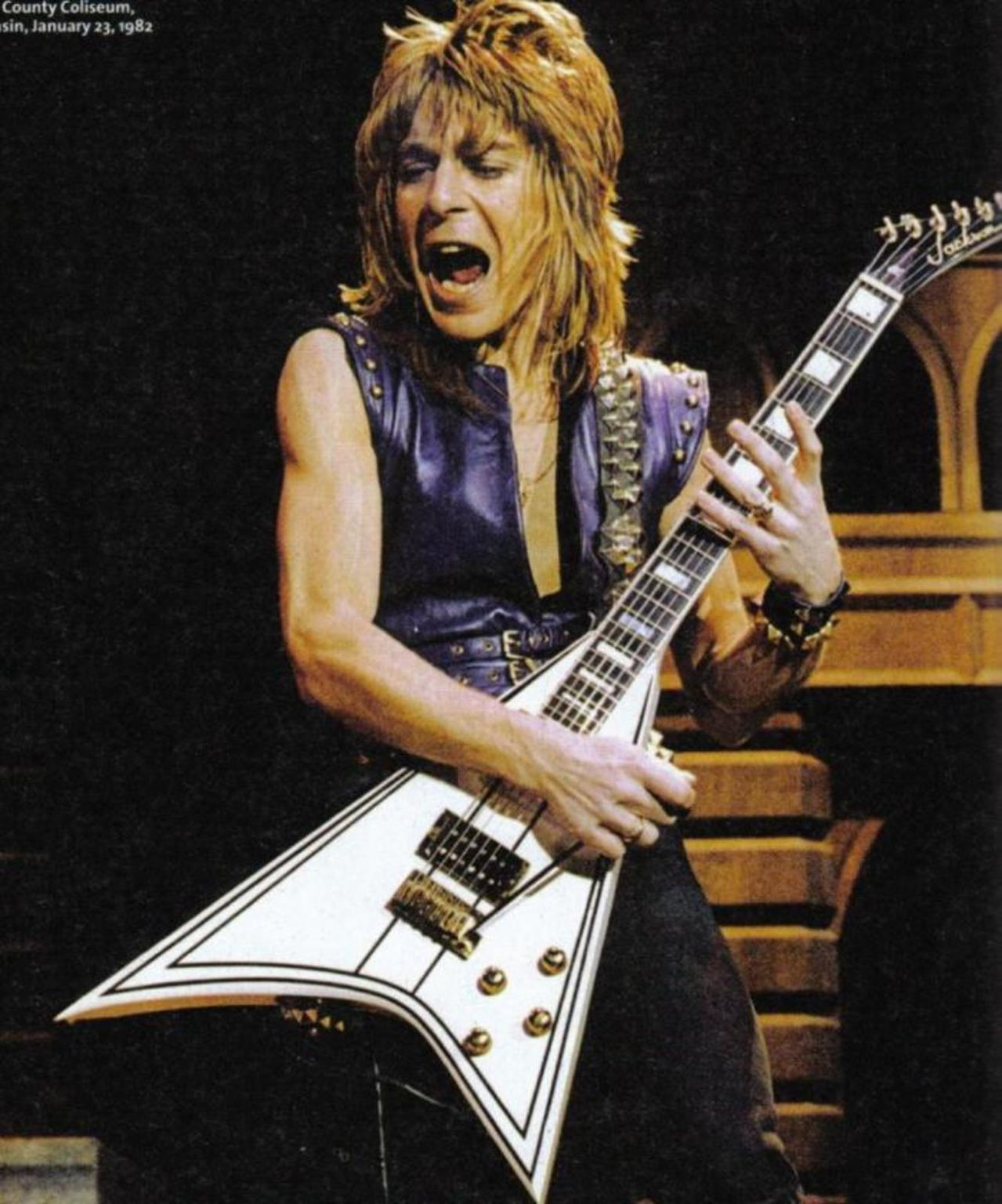 Randy Rhoads - January 23, 1982, County Coliseum