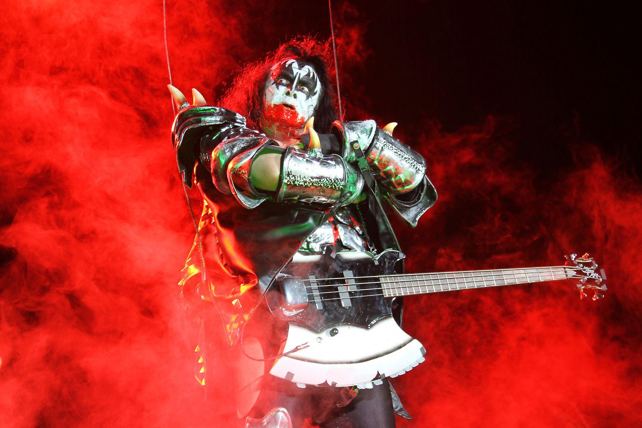 Gene Simmons - 2012 - KISS The Tour