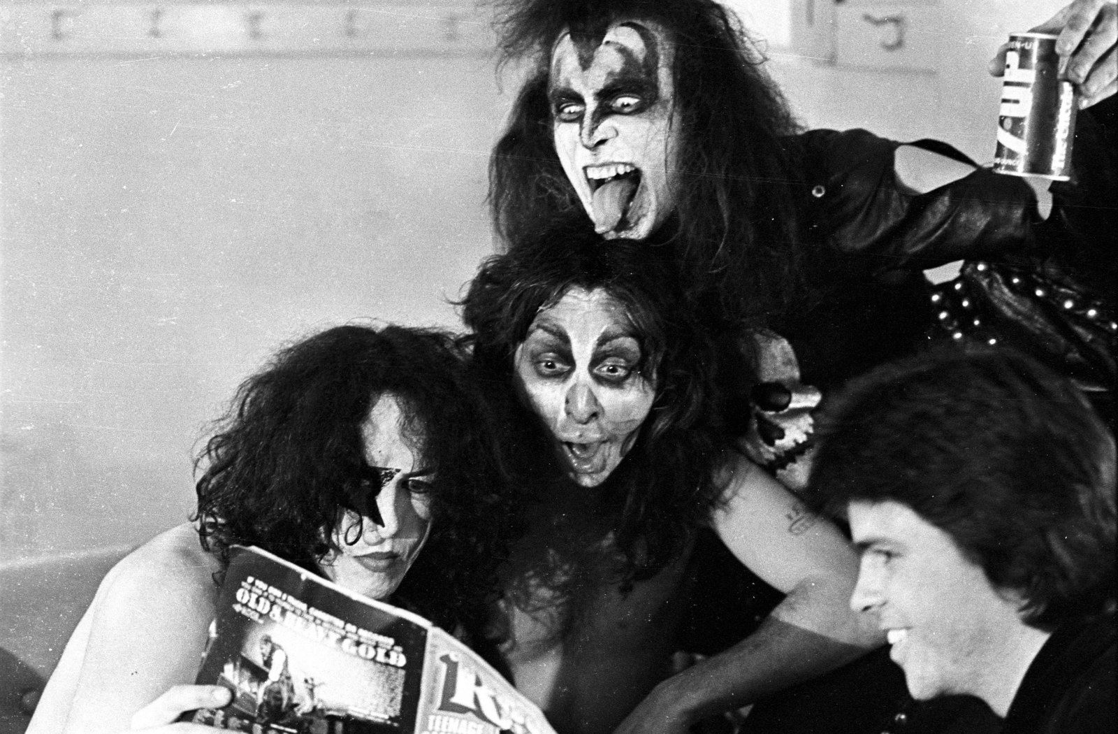 Gene Simmons - 1973 - KISS