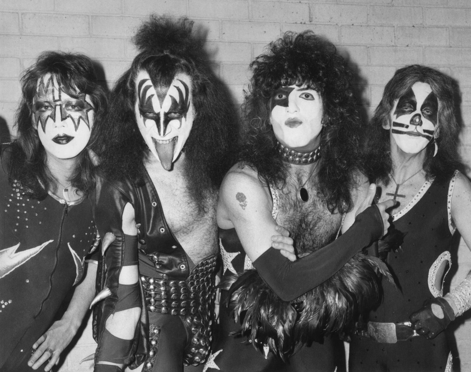 Gene Simmons - KISS - credit: Getty images