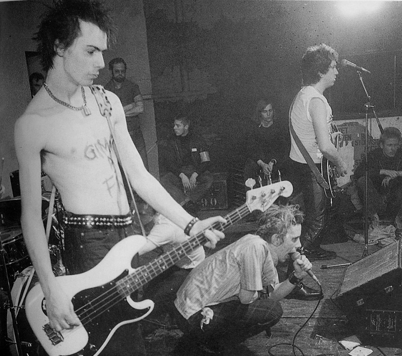 Sid Vicious - Sex Pistols
