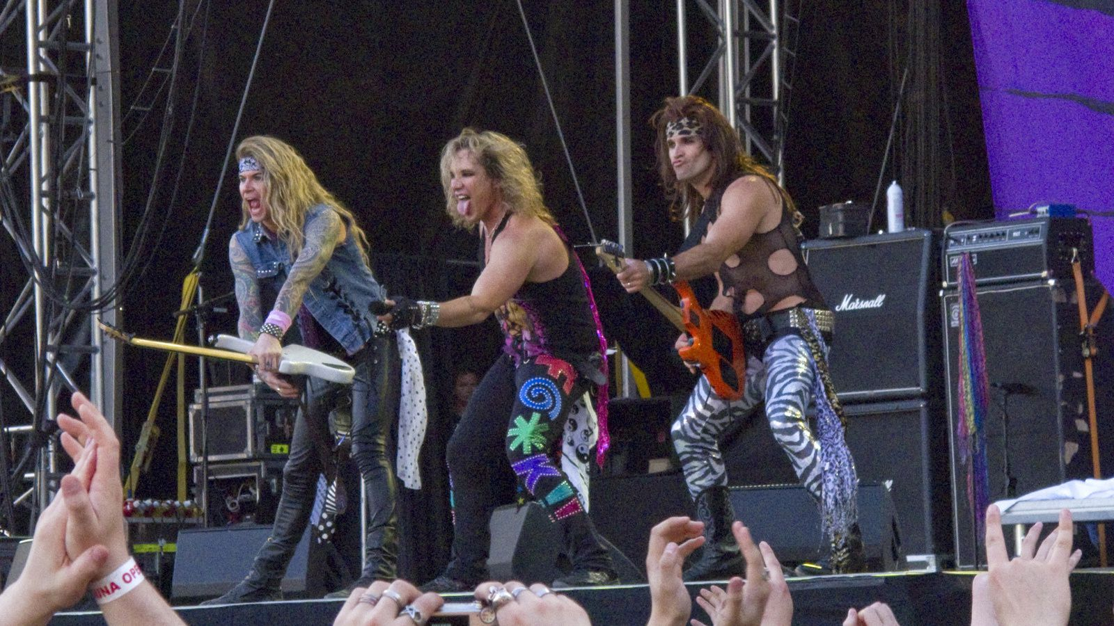 Michael Starr - June 2010 - Steel Panther