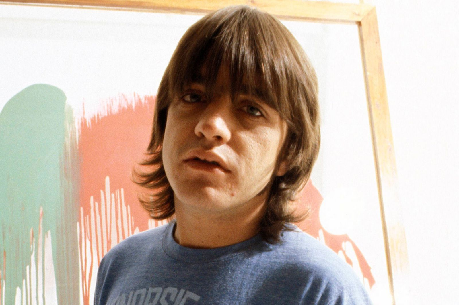 Malcolm Young - crezdit: Fin Costello Redferns
