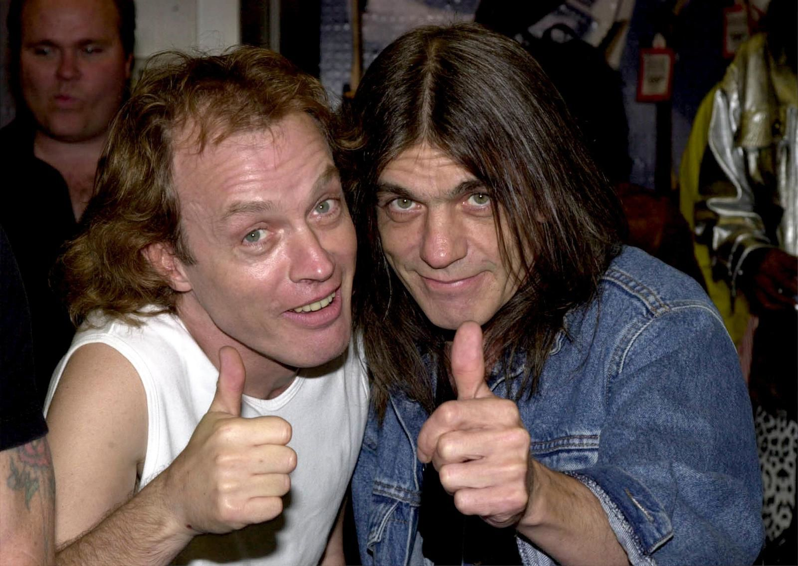 2000: Malcolm & Angus Young