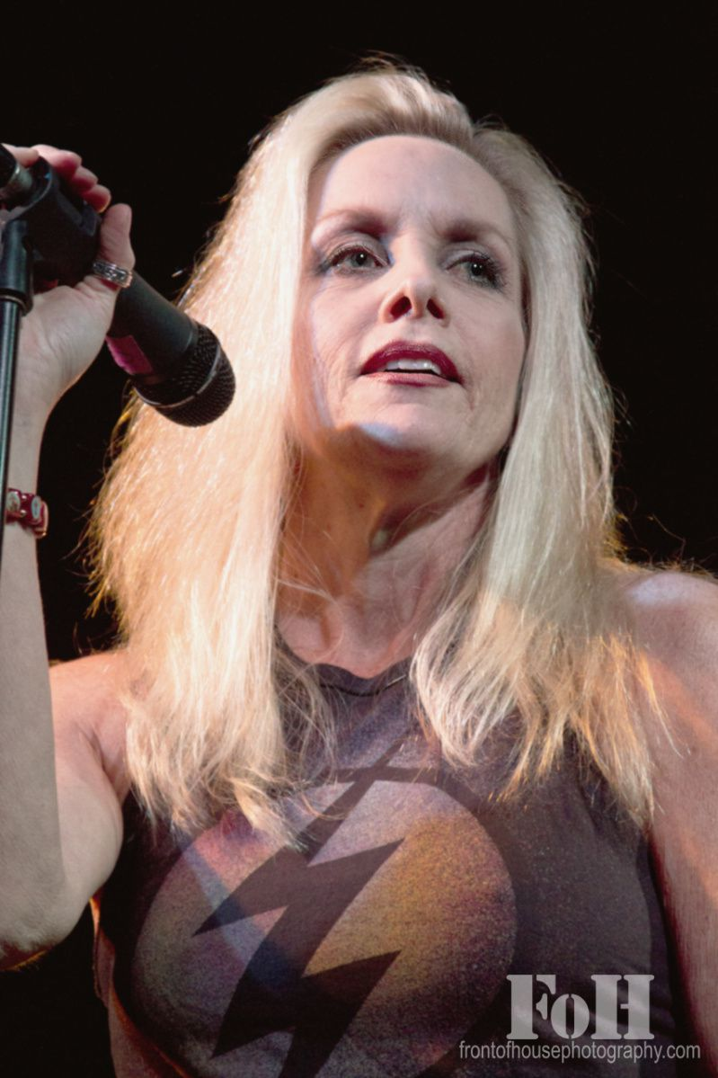 Cherie Currie at Lee's Palace (Toronto) on 12 Nov 2013