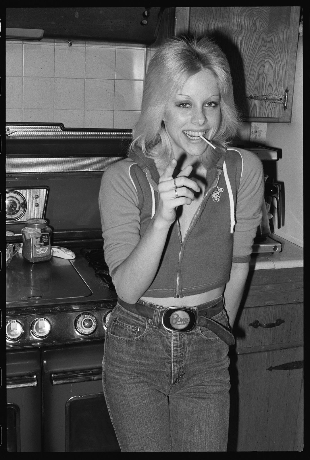 Cherie Currie - 1977 - Photo by Brad Elterman