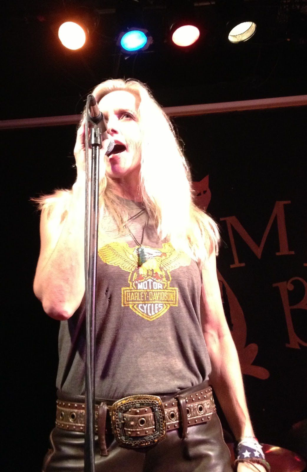 Cherie Currie Live at The Magic Bag on August 8, 2013