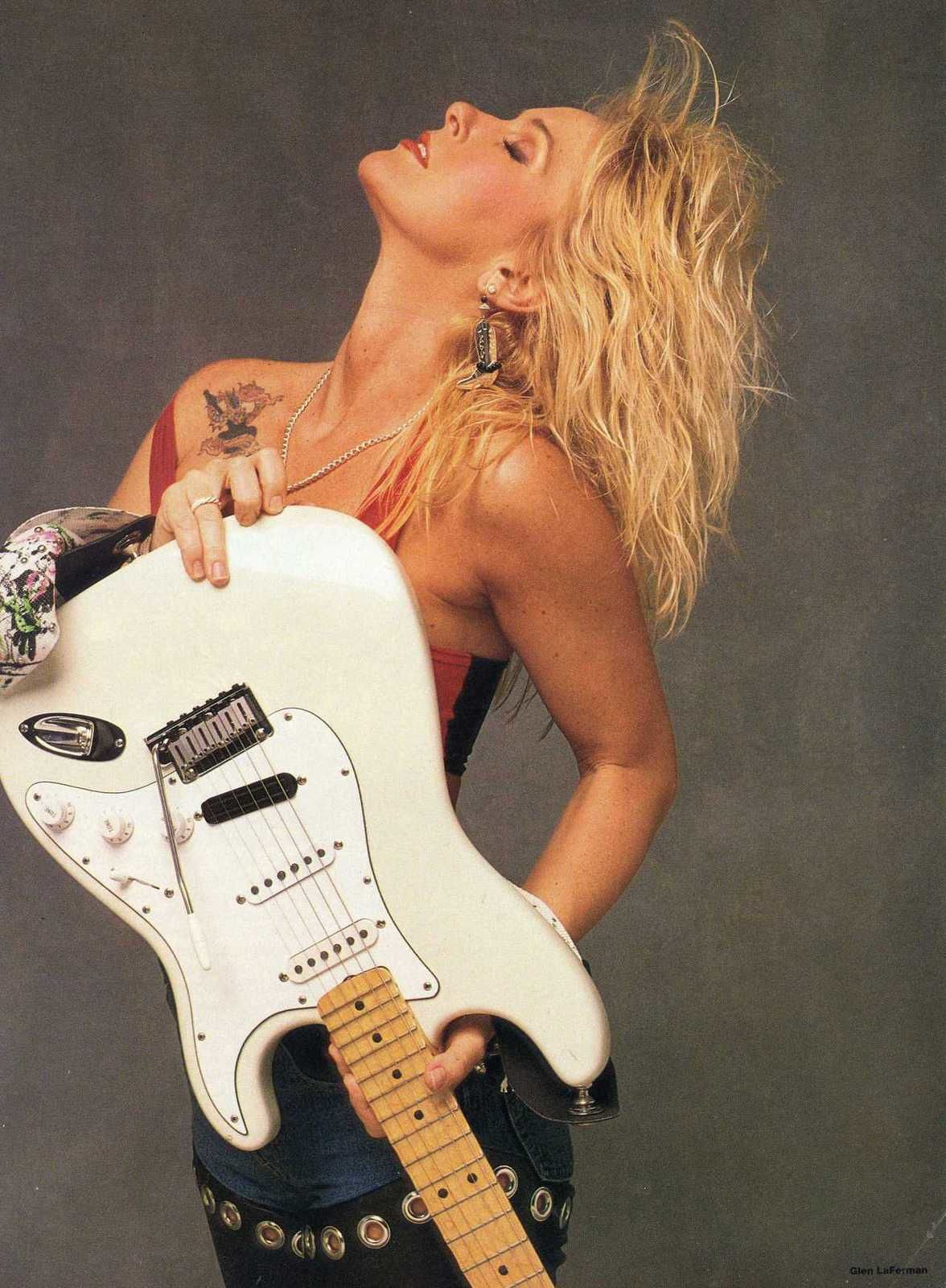 Image result for lita ford 80s