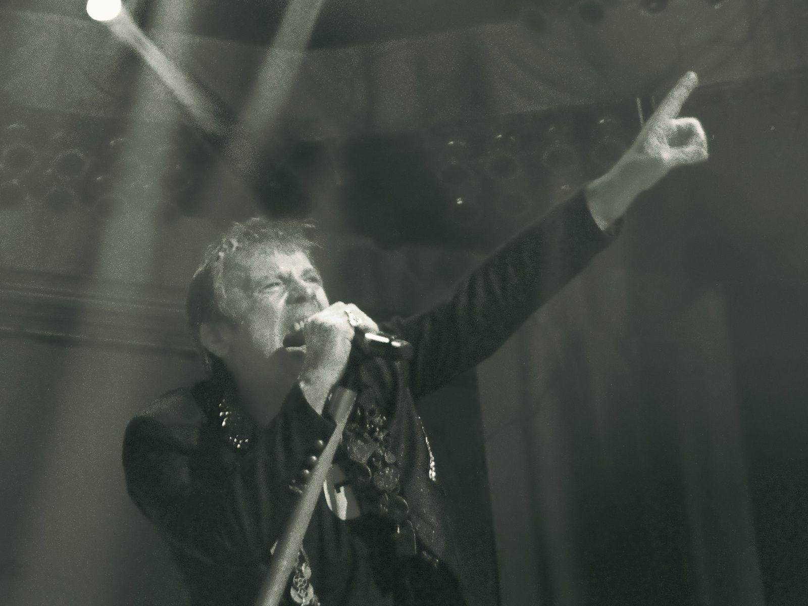 Bruce Dickinson - 27 Jul 2012 - Iron Maiden, Live at the Maiden England tour 2012 in Edmonton Alberta