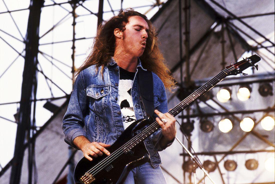 Cliff Burton - Metallica