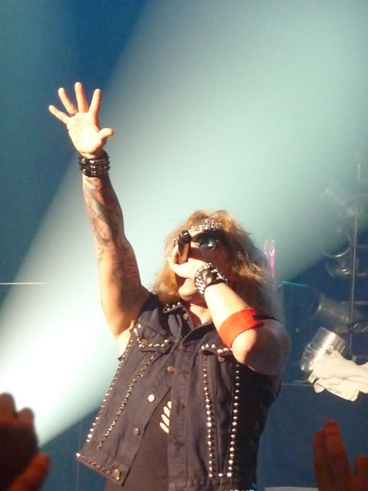 Michael Starr - 2010 - Steel Panther