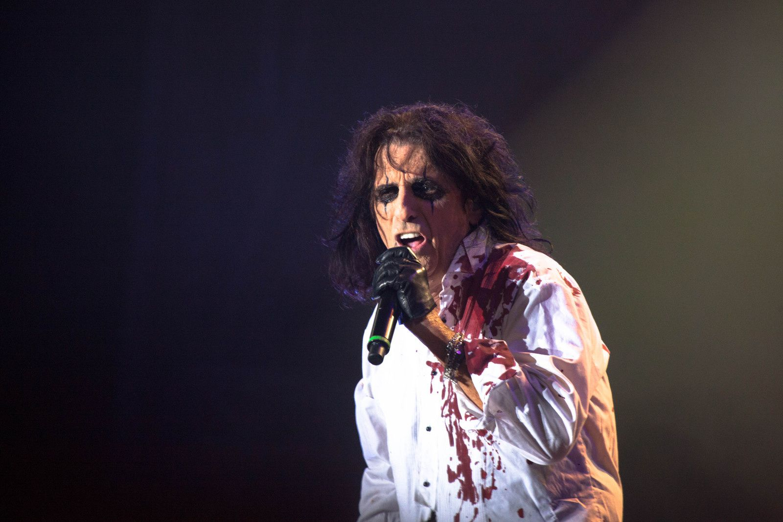 Alice Cooper, at Liseberg, Gothenburg (2012)