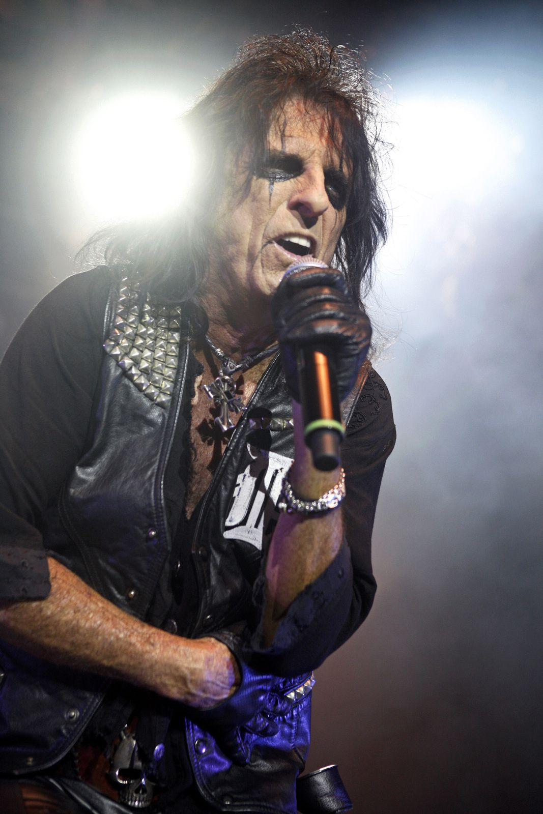 Alice Cooper, at Sands Bethlehem Event Center (2012) - credit: Brian Hineline